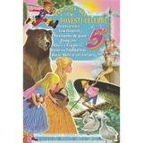 Carticica mea cu Povesti celebre 5: Cenusareasa, Tom Degetel...., editura Regis