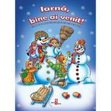 Iarna, bine ai venit!, editura Silvius Libris