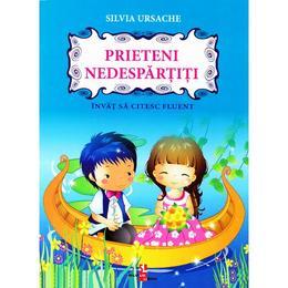 Prieteni nedespartiti - Silvia Ursache, editura Silvius Libris