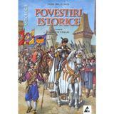 Povestiri istorice vol.2 - Dumitru Almas, editura Agora