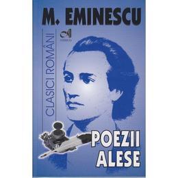 Poezii alese - Mihai Eminescu, editura Andreas