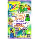 Doxi. Clubul de lectura: Calatorie intergalactica. Poveste in 10 benzi desenate, editura Cd Press