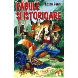 Fabule si istorioare - Anton Pann, editura Herra
