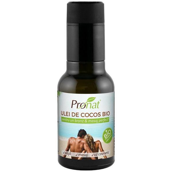 Ulei de Cocos Extravirgin pentru Uz Extern Pronat, 100 ml imagine produs
