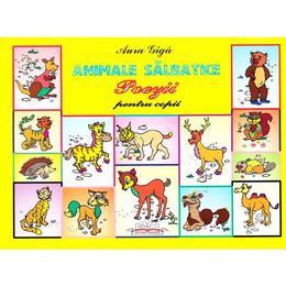 Animale salbatice - Poezii - Aura Giga, editura Iulian Cart