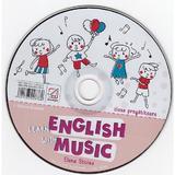 CD Learn English with Music - Clasa pregatitoare - Elena Sticlea, editura Booklet
