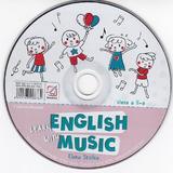 CD Learn English with Music - Clasa 2 - Elena Sticlea, editura Booklet