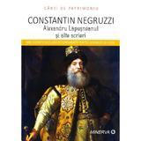 Alexandru Lapusneanul si alte scrieri - Constantin Negruzzi, editura Minerva
