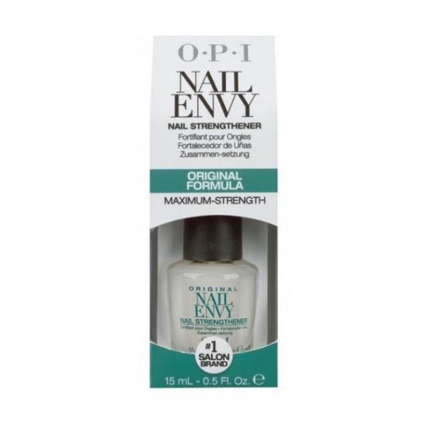 Tratament cu actiune maxima de intarire a unghiei - OPI NailEnvy - Original Formula, 15ml imagine produs