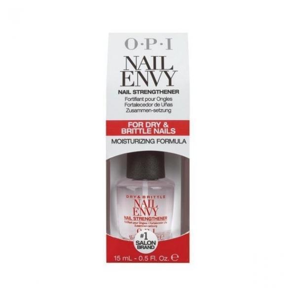 Tratament pentru unghii uscate si casante - OPI NailEnvy - For Dry & Brittle Nails 15ml imagine produs