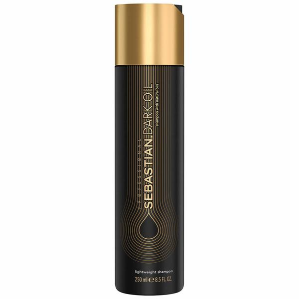 Sampon - Sebastian Professional Dark Oil Lightweight Shampoo, 250 ml imagine produs