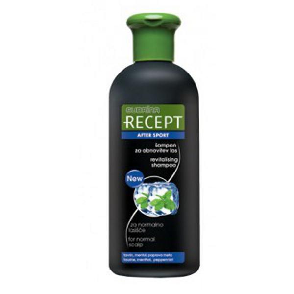 Sampon pentru Toate Tipurile de Par - Subrina Recept After Sport, 400 ml imagine