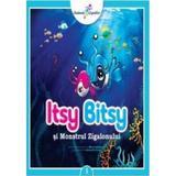 Itsy bitsy 1 si monstrul Zigalonului - Mihai Dumitrescu, editura All