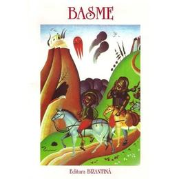 Basme, editura Bizantina