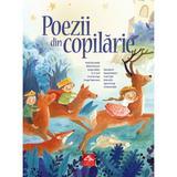 Poezii din copilarie, editura Cartea Copiilor
