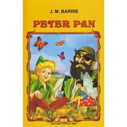 Peter Pan - J.M. Barrie, editura Cartex
