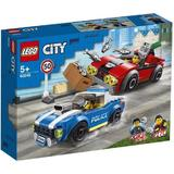 LEGO City - Arest pe autostrada politiei