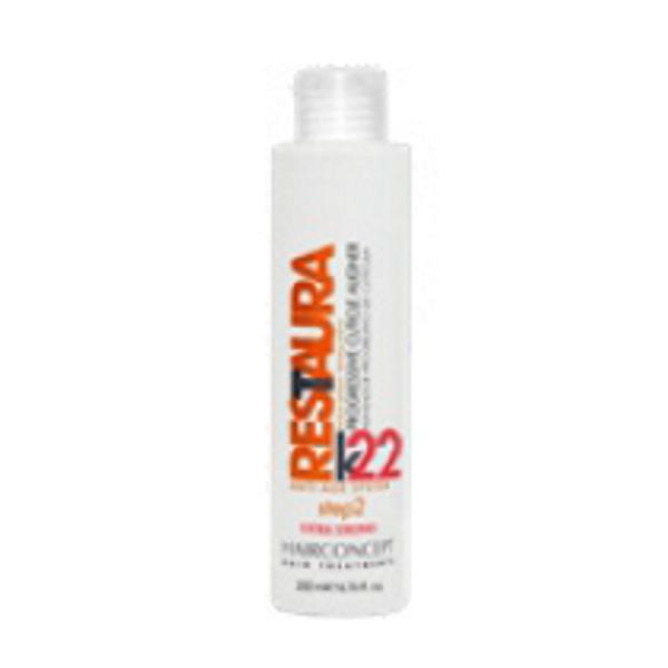 Fluid pentru Alinierea Progresiva a Cuticulei - Subrina Restaura K22, 200 ml imagine produs