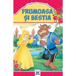 Frumoasa si Bestia - Citeste-mi o poveste, editura Didactica Publishing House