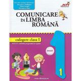 Comunicare in limba romana - Clasa 1 - Culegere - Valentina Stefan-Caradeanu, editura Joy Publishing House