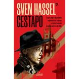 Gestapo - Sven Hassel, editura Nemira
