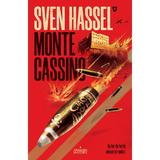 Monte Cassino - Sven Hassel, editura Nemira