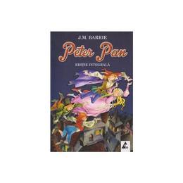 Peter Pan - J.M. Barrie, editura Agora