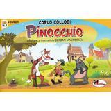 Pinocchio (benzi desenate) - Carlo Collodi, editura Aramis