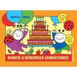 Bobita si Buburuza sarbatoresc - Bartos Erika, editura Casa