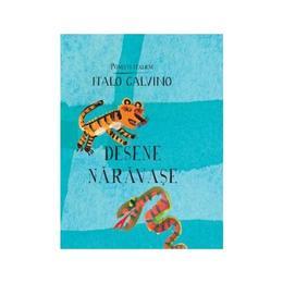 Desene naravase - Italo Calvino, editura Corint
