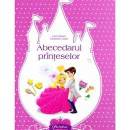 Abecedarul printeselor - Line Paquet, Geraldine Collet, editura Didactica Publishing House