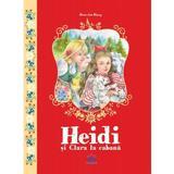 Heidi si Clara la cabana - Mari-Jose Maury, editura Didactica Publishing House