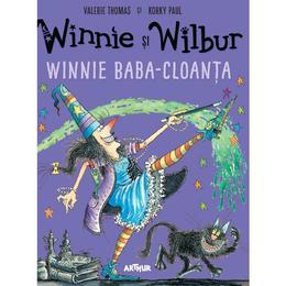 Winnie si Wilbur: Winnie Baba-Cloanta - Valerie Thomas, Korky Paul, editura Grupul Editorial Art