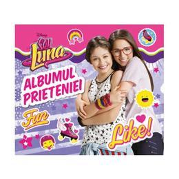 Disney - Soy Luna - Albumul prieteniei, editura Litera