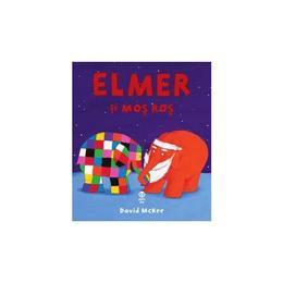 Elmer si Mos Ros - David McKee, editura Pandora