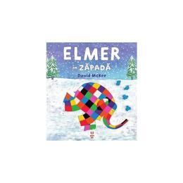 Elmer in zapada - David McKee, editura Pandora