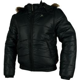 Geaca femei Le Coq Sportif Winter Jacket 267N.023, L, Negru