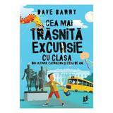 Cea mai trasnita excursie cu clasa - Dave Barry, editura Storia