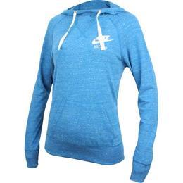 Bluza femei Nike W Nsw Gym Vntg Hoodie 726059-301, L, Albastru