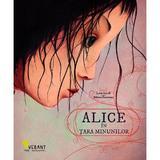 Alice in Tara Minunilor - Lewis Carroll, Rebecca Dautremer, editura Vellant