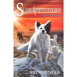 Supravietuitorii Vol. 5: Lacul fara sfarsit - Erin Hunter, editura All