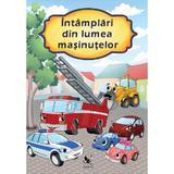 Intamplari din lumea masinutelor - Preszter Norbert, editura Aquila