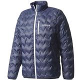 Geaca barbati adidas Originals Serrated Padded BR4773, XL, Albastru