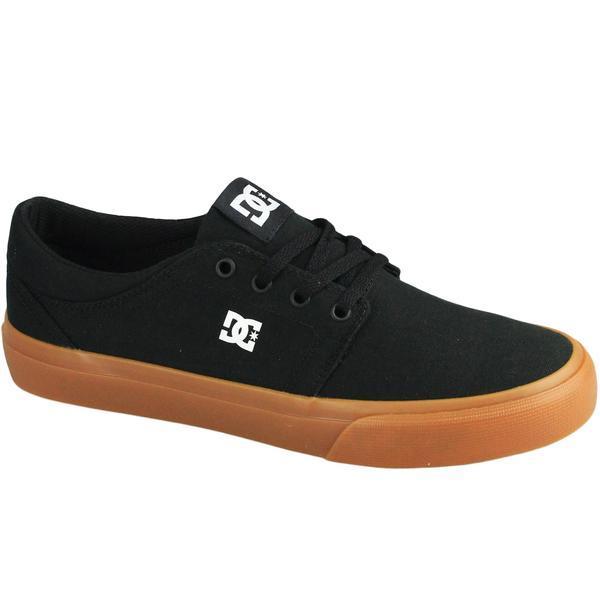 Tenisi barbati DC Shoes Trase Tx ADYS300126-BGM, 42, Negru