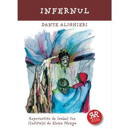 Infernul - Dante Alighieri, editura Curtea Veche