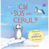 Cat de sus este cerul? - Anna Milbourne, Serena Riglietti, editura Didactica Publishing House