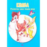 Kimba, povestea unui tanar rege, editura Didactica Publishing House