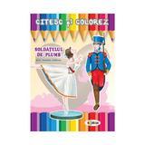 Citesc si colorez: Soldatelul de plumb, editura Dorinta