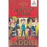Agentia de parinti - David Baddiel, editura Gama