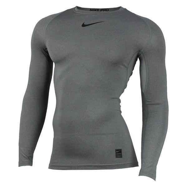 Bluza barbati Nike Pro Top 838077-091, L, Gri
